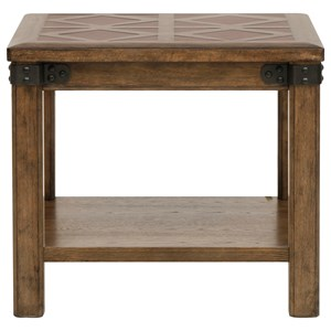 Pulaski Furniture Heartland Falls End Table