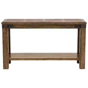 Pulaski Furniture Heartland Falls Sofa Table