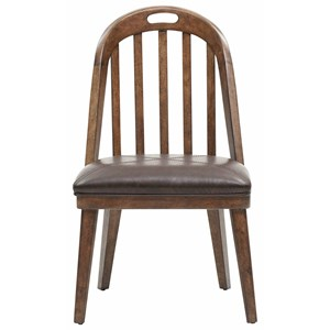 Pulaski Furniture Heartland Falls Windsor Side Chair