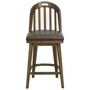 Pulaski Furniture Heartland Falls Bar Stool