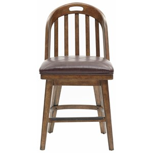 Pulaski Furniture Heartland Falls Windsor Gathering Chair