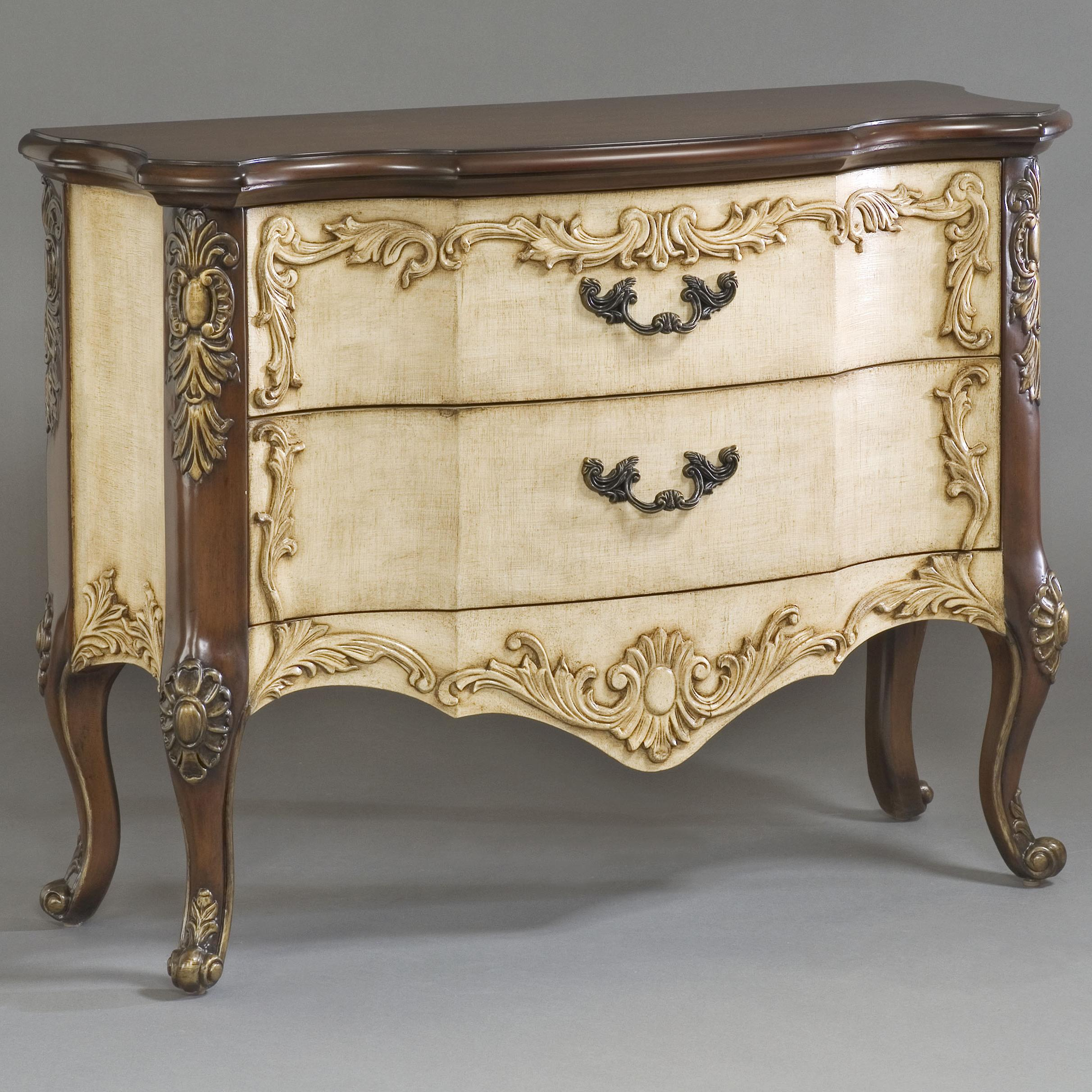 Pulaski Furniture Accents Traditional Accent Chest With Two Drawers Wayside Furniture Accent