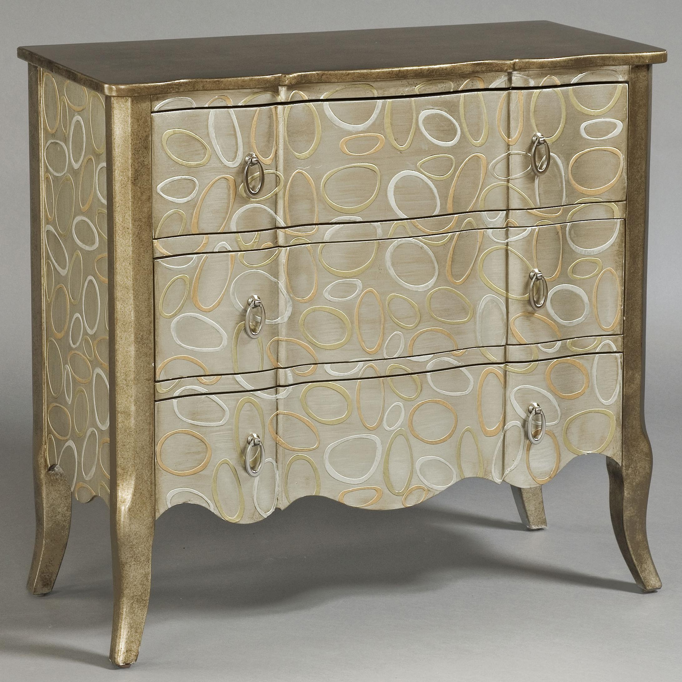 Accents Accent Chest With Patterned Finish By Pulaski Furniture
