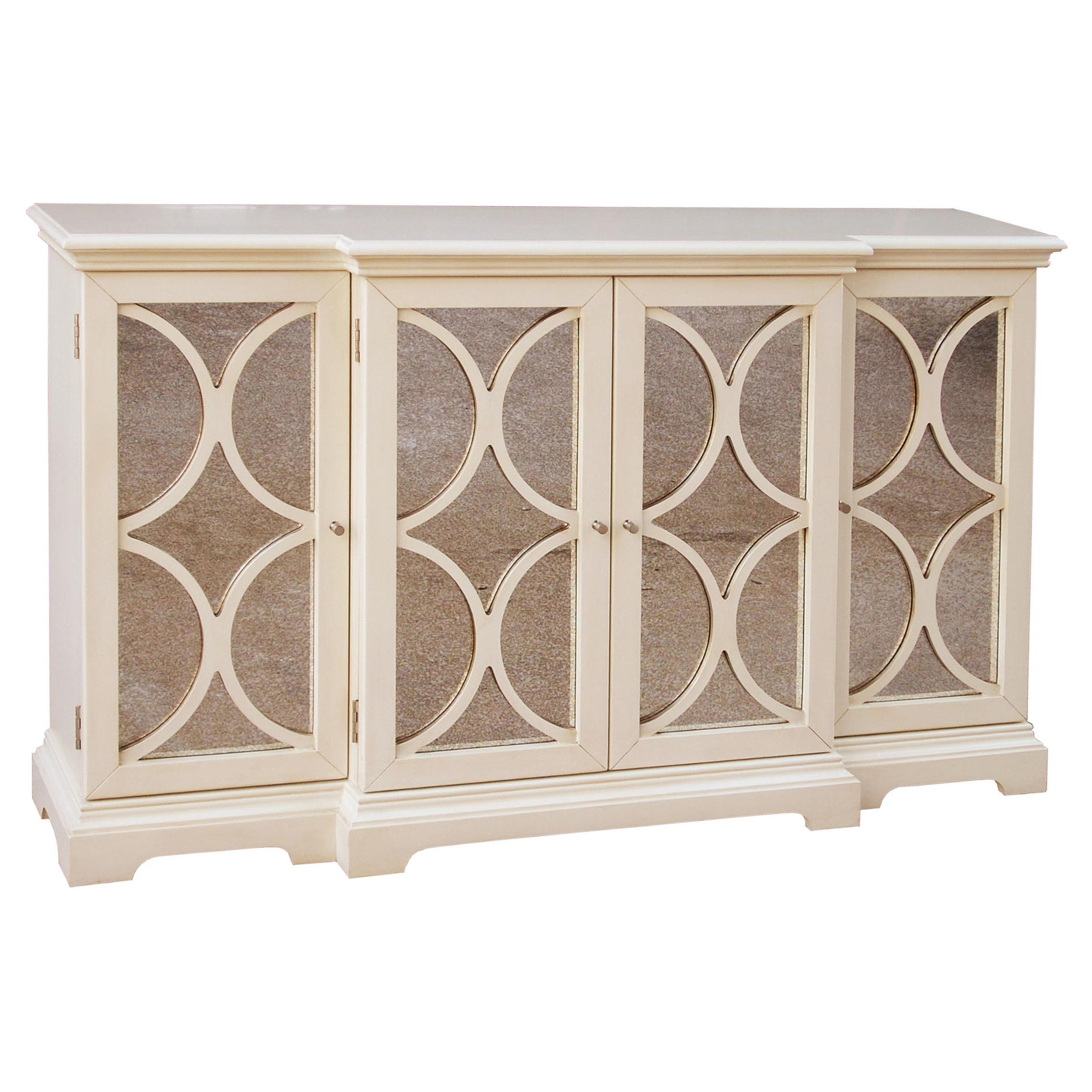 Pulaski Furniture Accents Daneuve Credenza Westrich Furniture