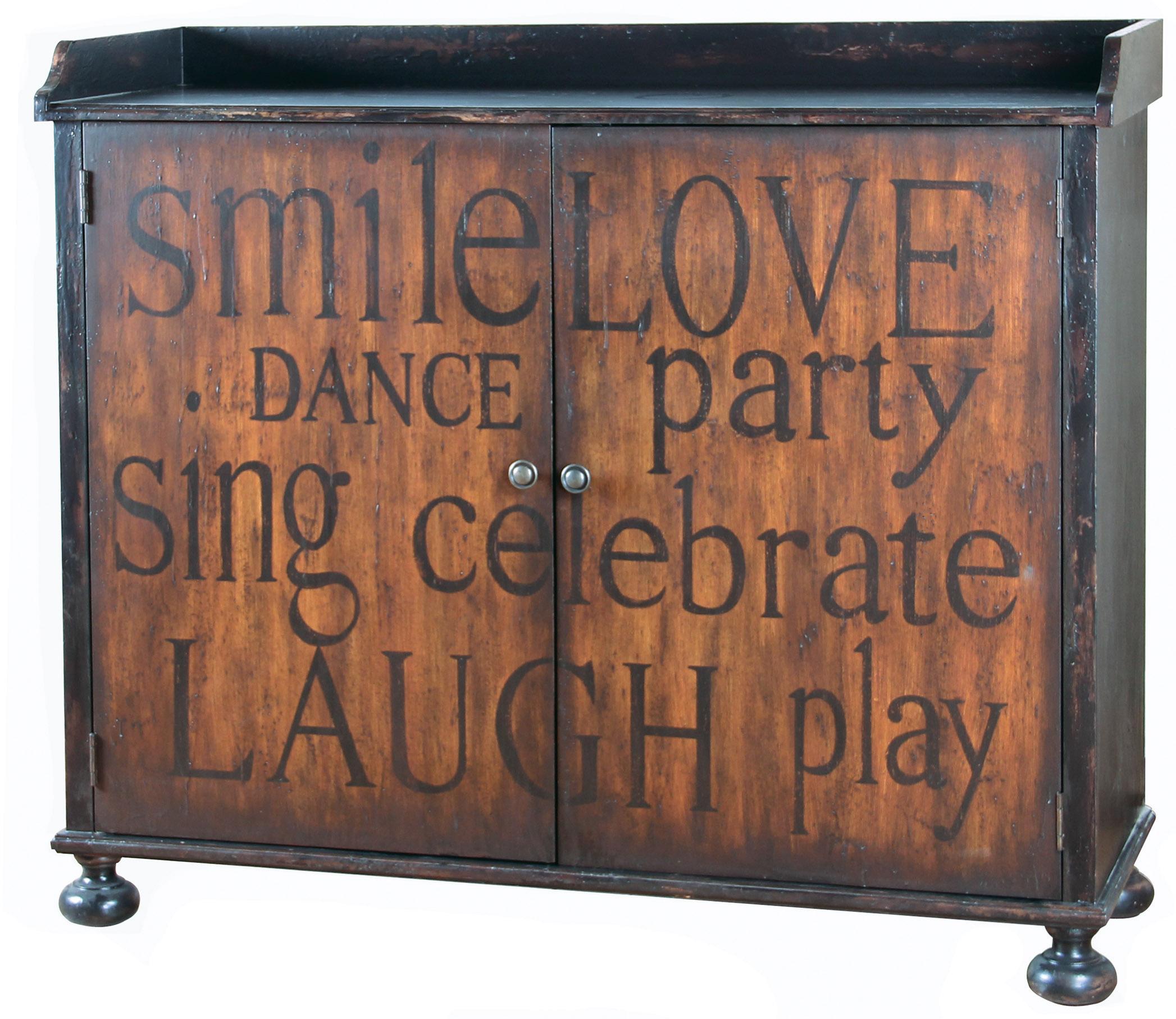 Pulaski Furniture Accents Wine Cabinet - Item Number: 549159