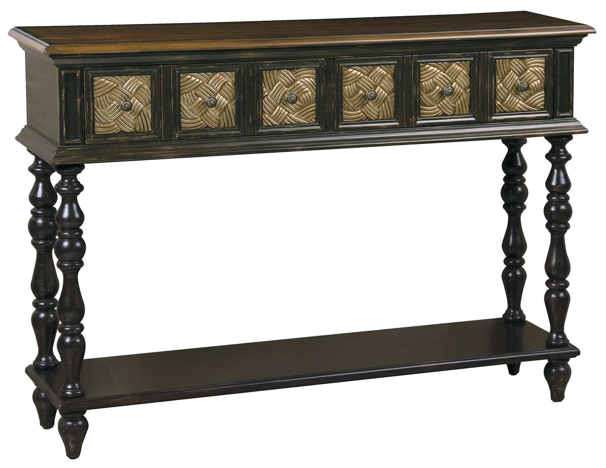 Pulaski Furniture Accents Console Table - Item Number: 549235