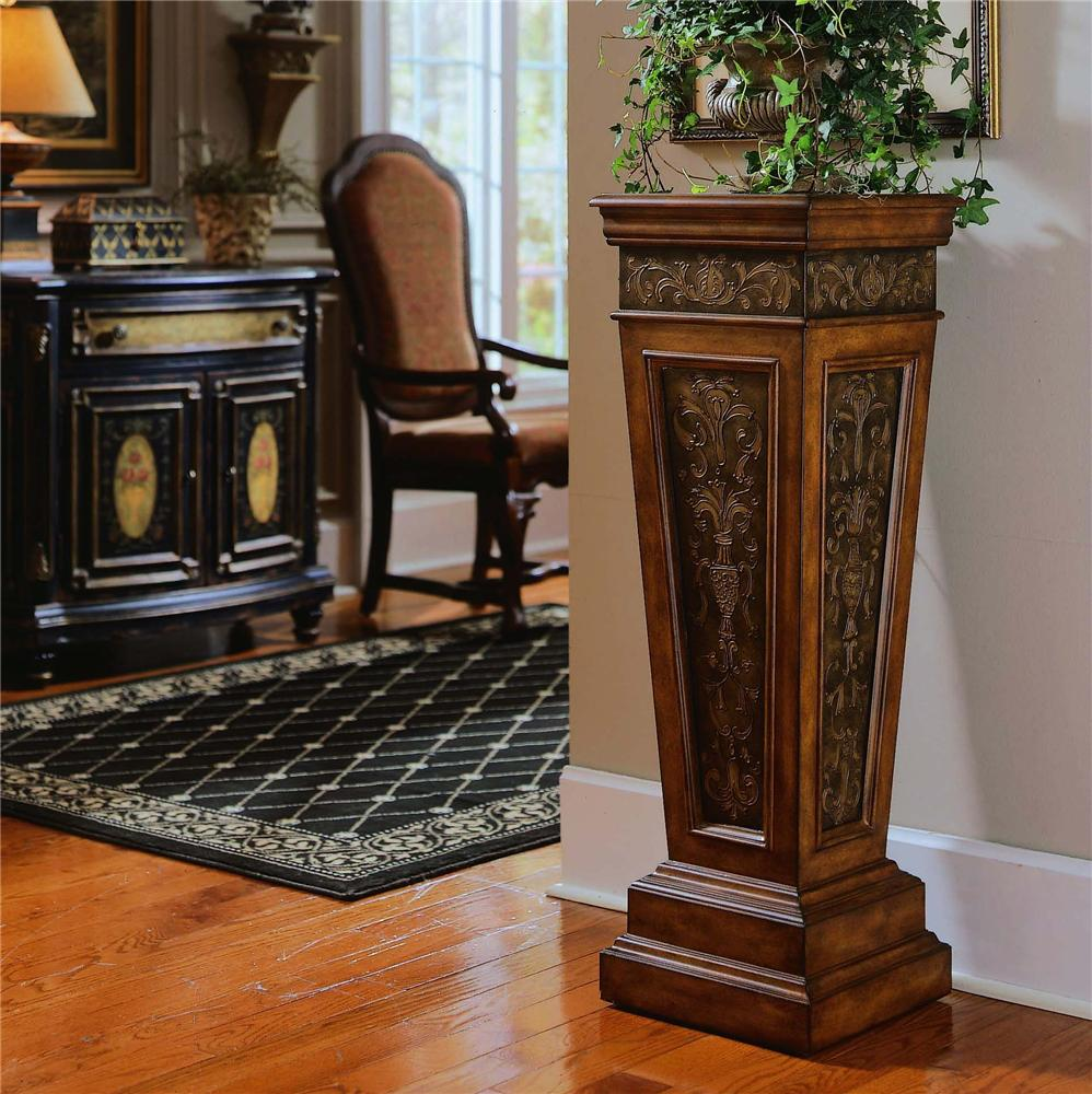 Pulaski Furniture Accents Pedestal - Item Number: 585203