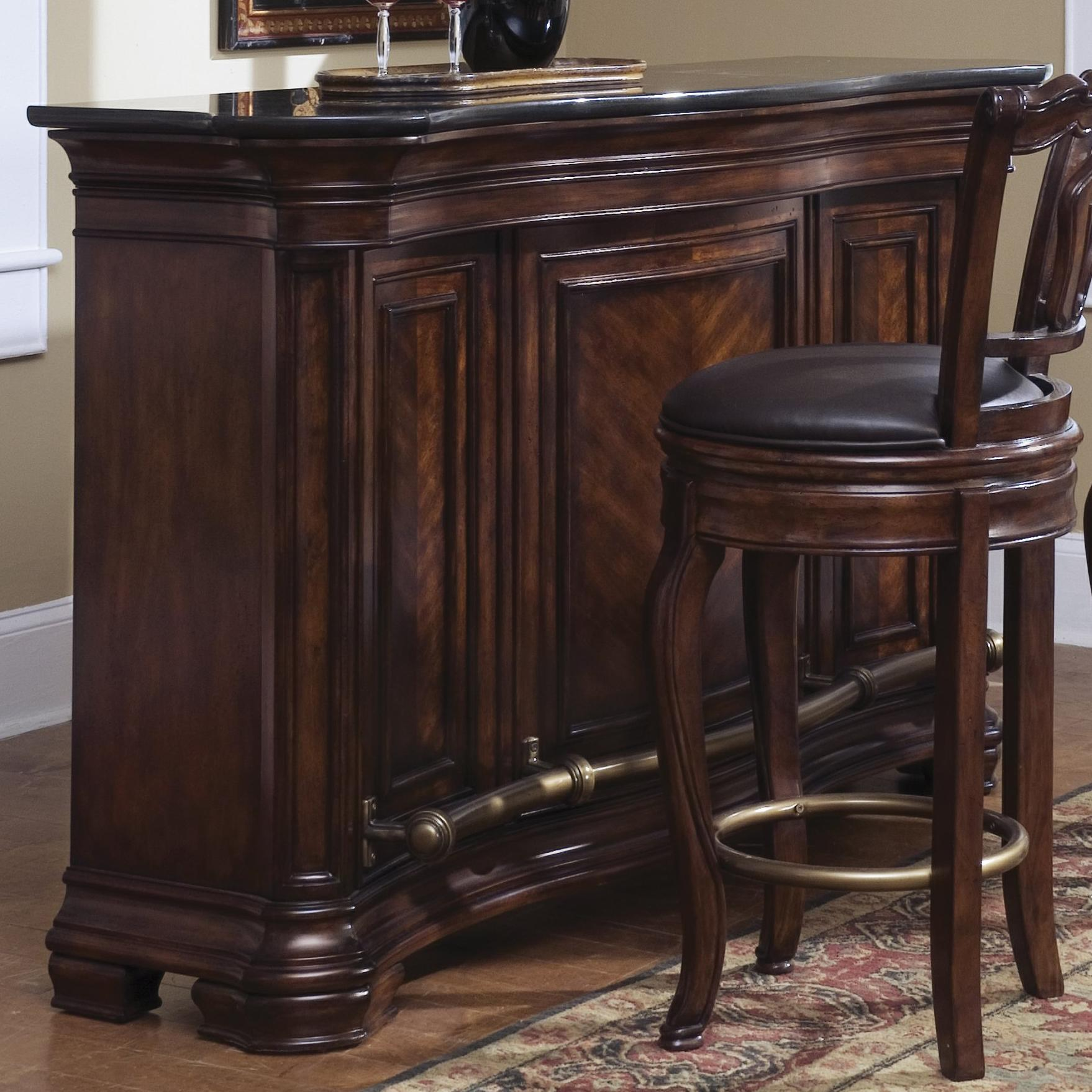 Pulaski Furniture Accents Toscano Vialetto Bar - Item Number: 657500