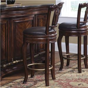 Pulaski Furniture Accents Toscano Vialetto Bar Stool