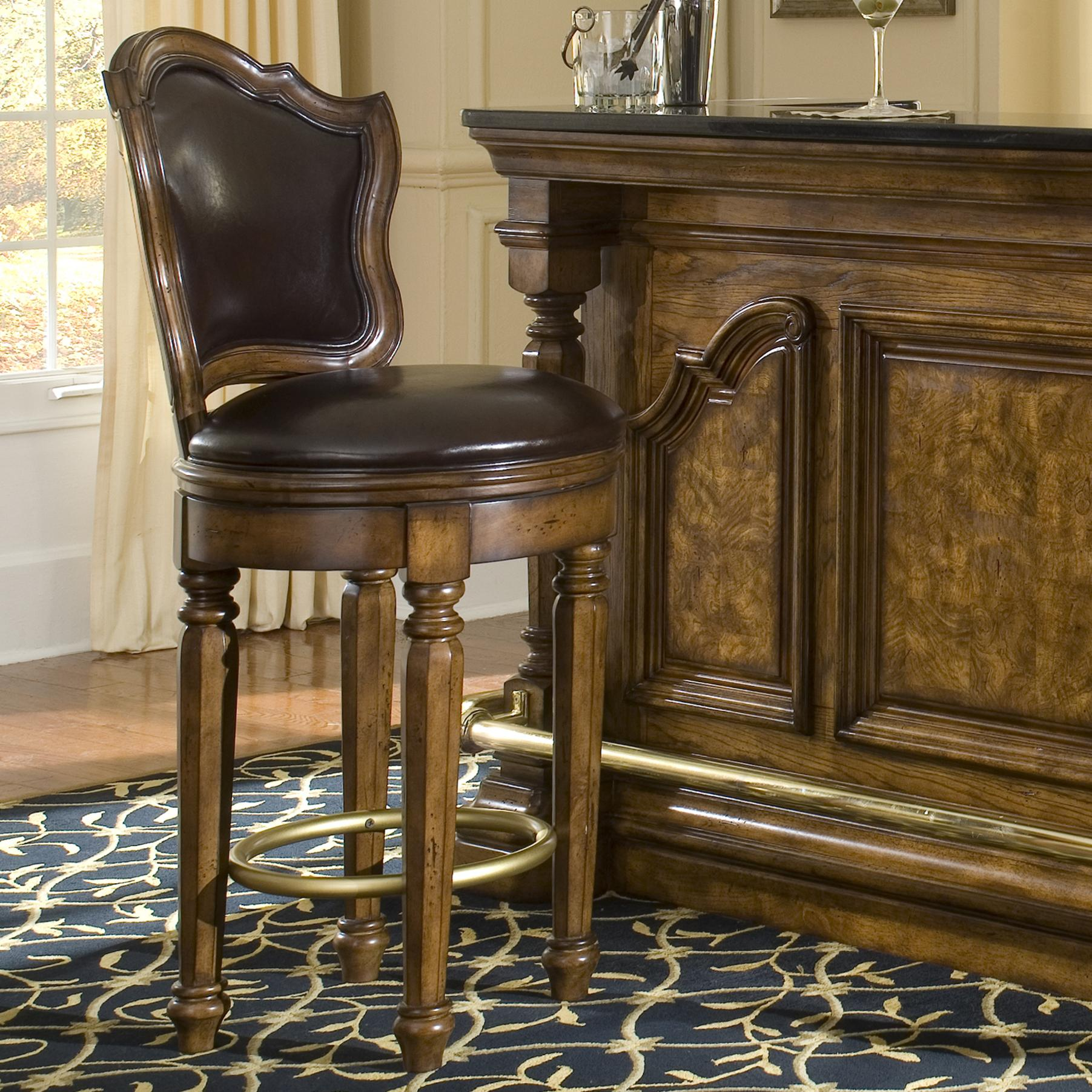 Pulaski Furniture Accents Bar Stool - Item Number: 662501