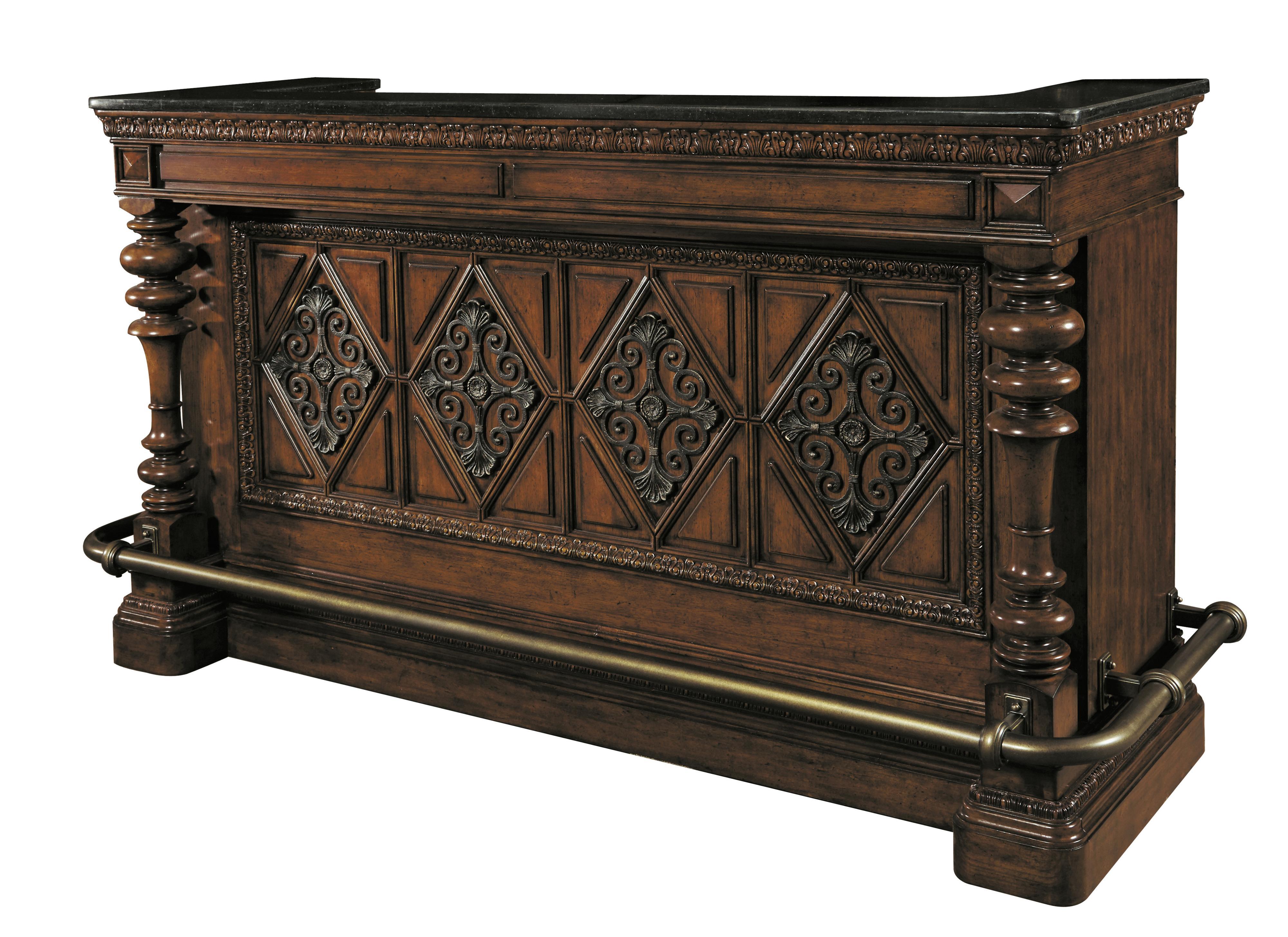 Pulaski Furniture Accents Coronado Estates Bar - Item Number: 665500+449