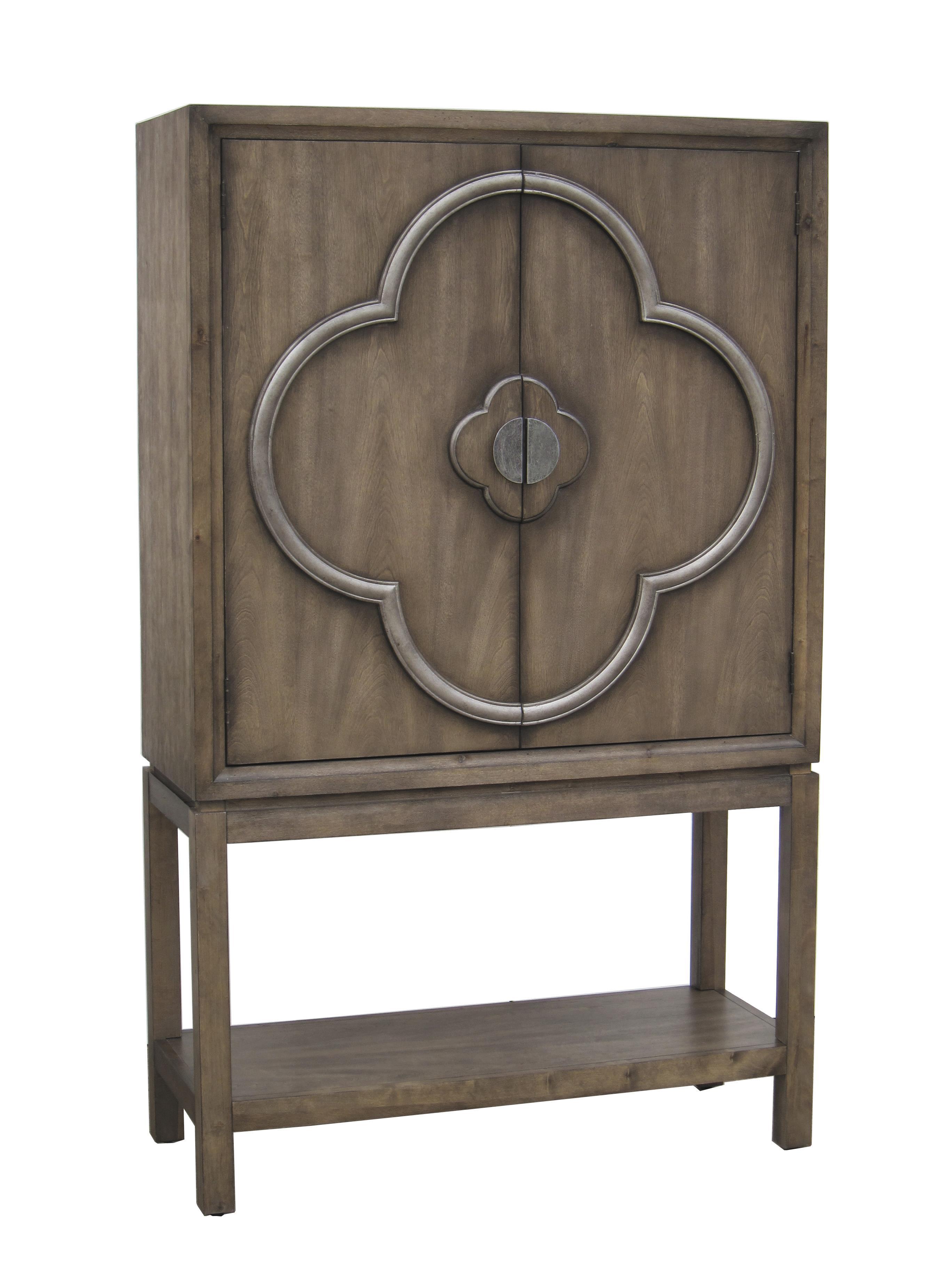 Pulaski Furniture Accents Wine Cabinet  - Item Number: 675126