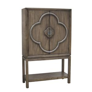Pulaski Furniture Accents Wine Cabinet