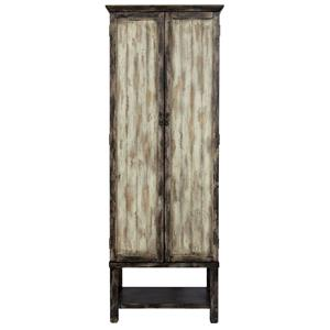 Pulaski Furniture Accents Rutledge Pantry Cabinet