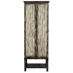 Pulaski Furniture Accents Rutledge Pantry Cabinet