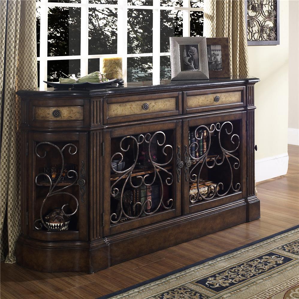 Pulaski Furniture Accents Credenza - Item Number: 704255