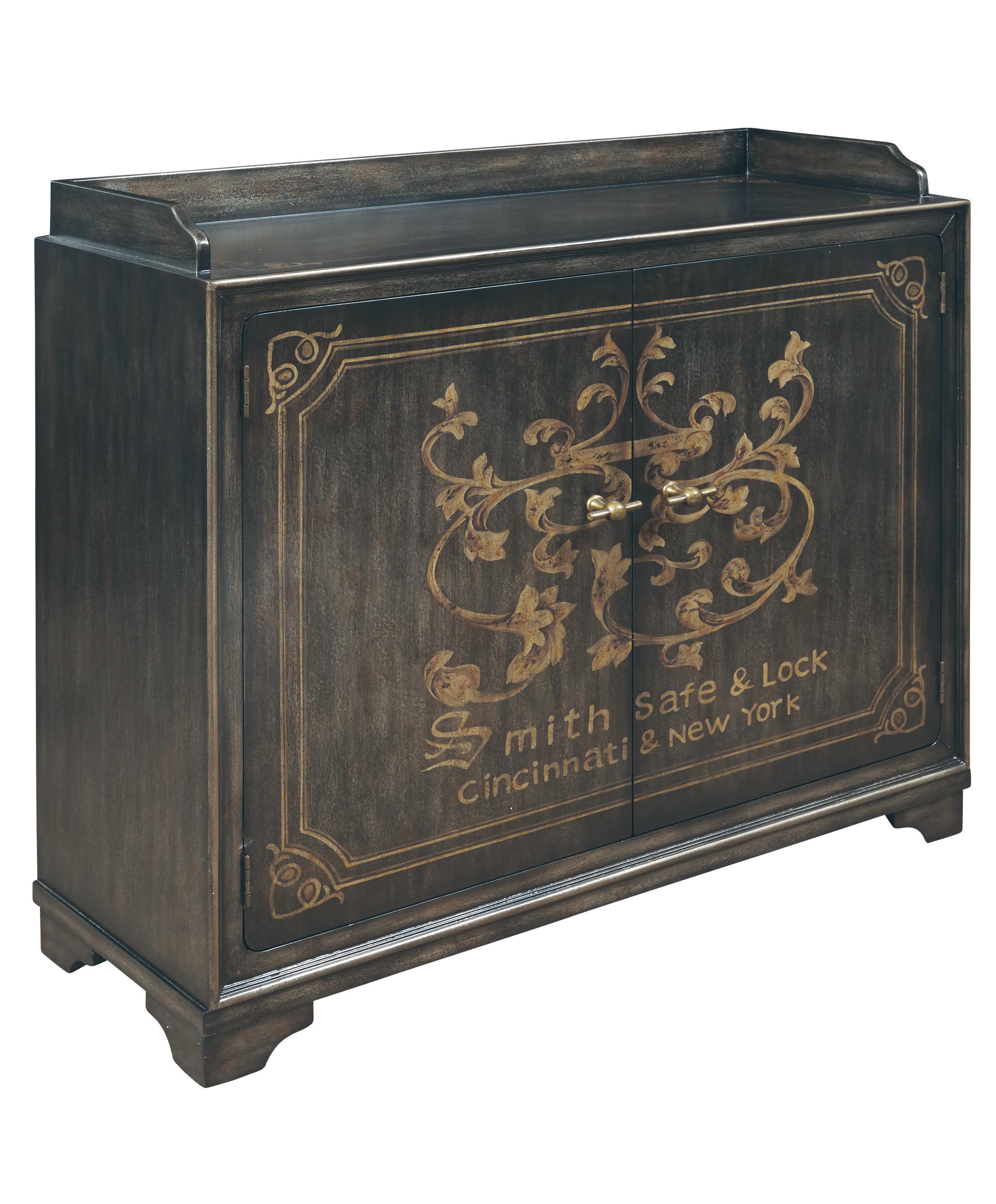 Pulaski Furniture Accents Wine Cabinet - Item Number: 730046