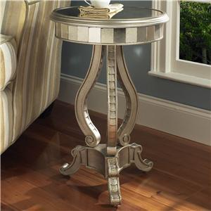 Pulaski Furniture Accents Pedestal Table