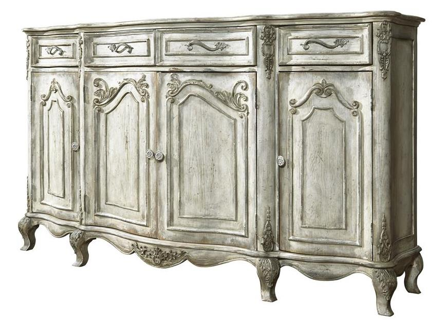 Pulaski Furniture Accents Credenza  - Item Number: 766106