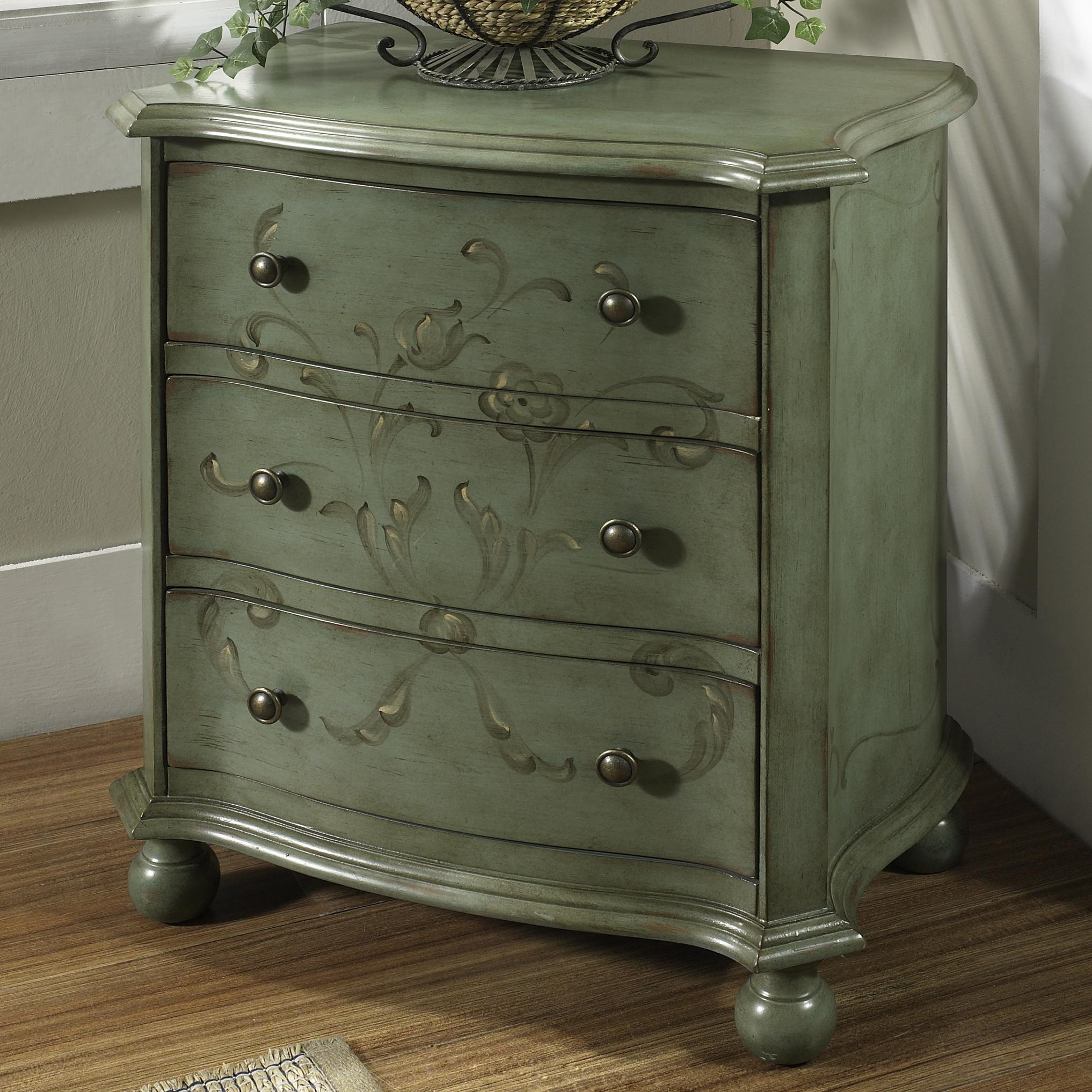 Pulaski Furniture Accents Accent Chest With Drawers Miskelly Furniture Occasional Cabinet