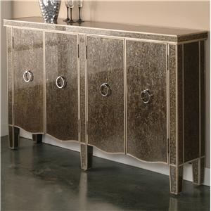 Pulaski Furniture Accents Tiara Console Table