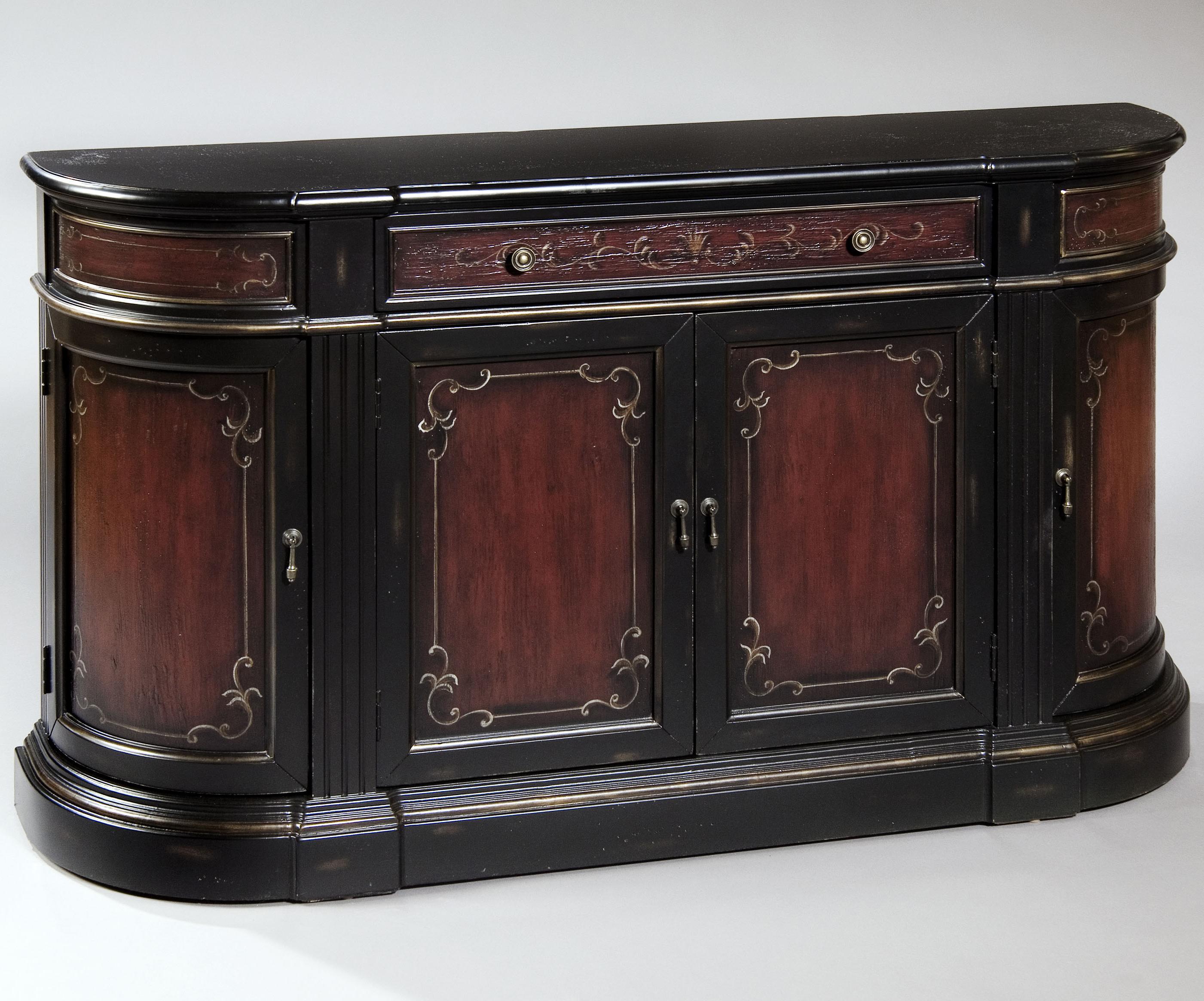 Pulaski Furniture Accents Credenza - Item Number: 969132
