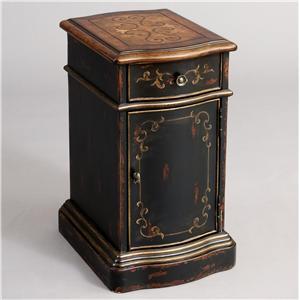 Pulaski Furniture Accents Chairside Chest