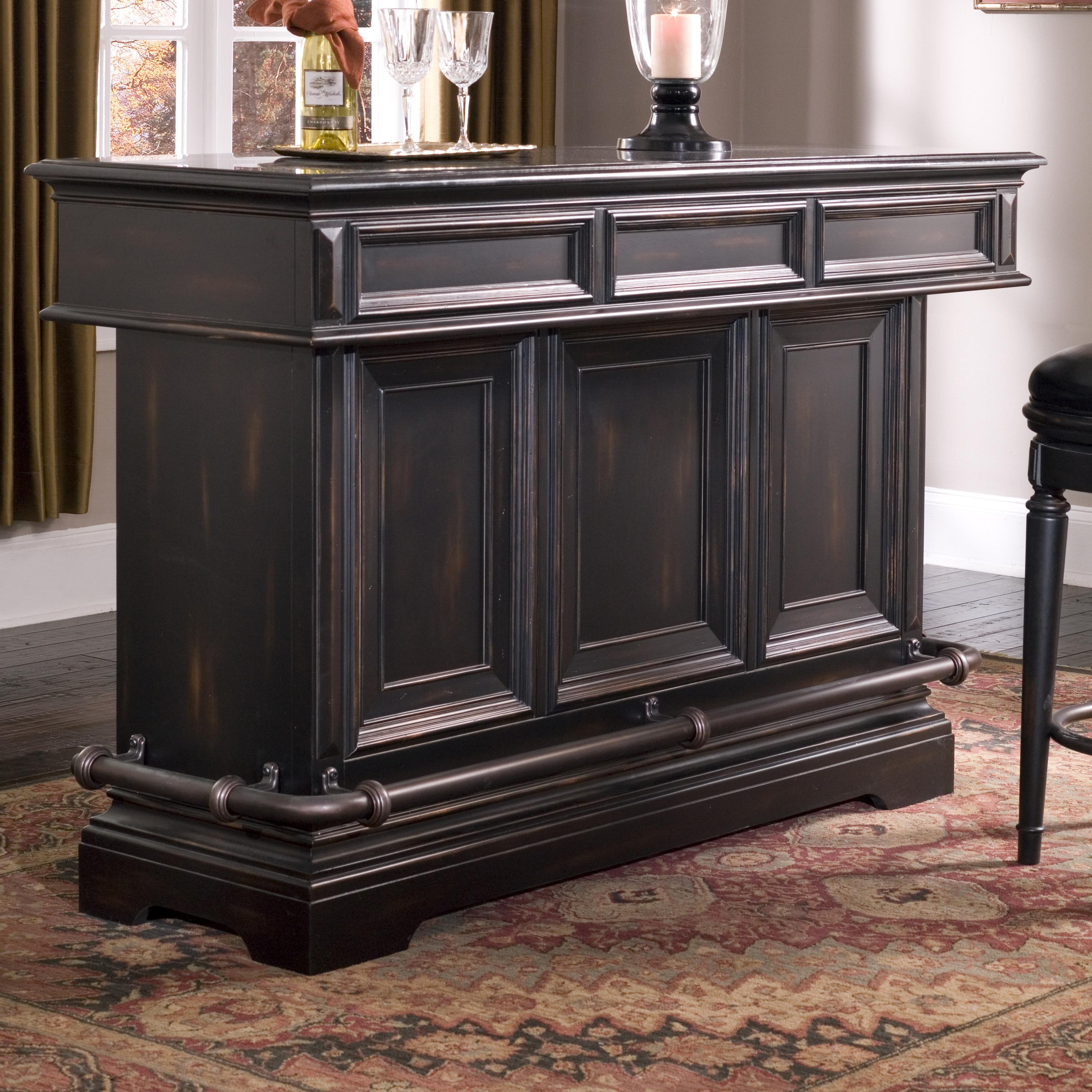 Pulaski Furniture Accents Bar - Item Number: 993499+993500T