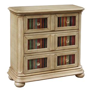 Pulaski Furniture Accents Summer Beach Hall Chest