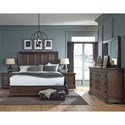 Pulaski Furniture Lindale King Bedroom Group