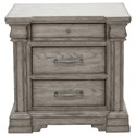Pulaski Furniture Madison Ridge Nightstand - Item Number: P091140