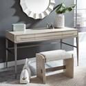 Pulaski Furniture Meyers Park Vanity and Stool - Item Number: P153134+136