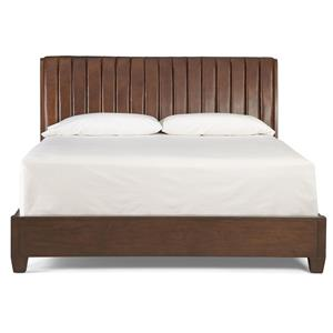 Pulaski Furniture Modern Harmony Queen Platform Bed