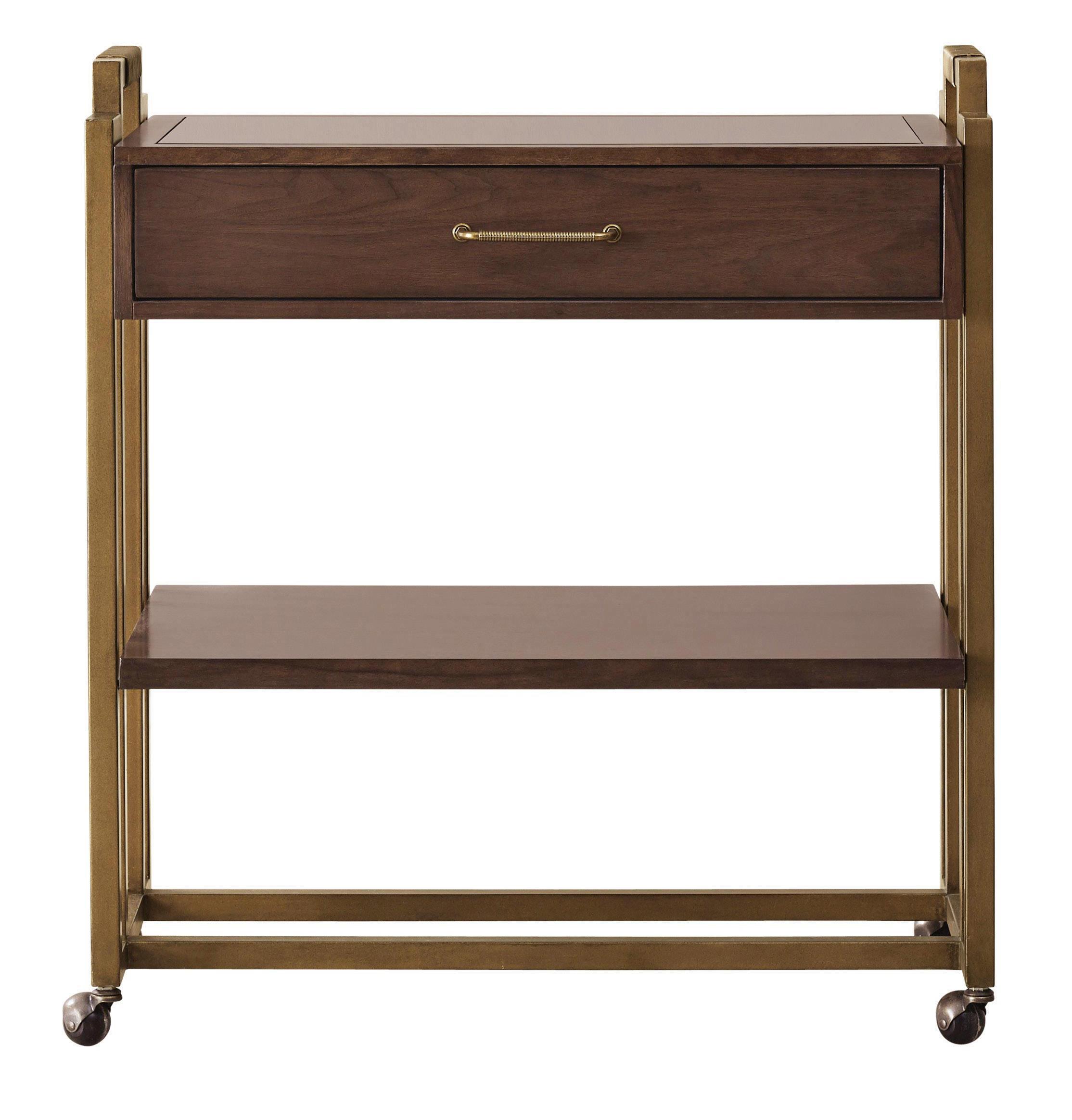 Pulaski Furniture Modern Harmony Serving Cart - Item Number: 403306