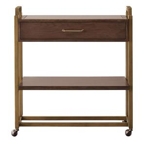 Pulaski Furniture Modern Harmony Serving Cart