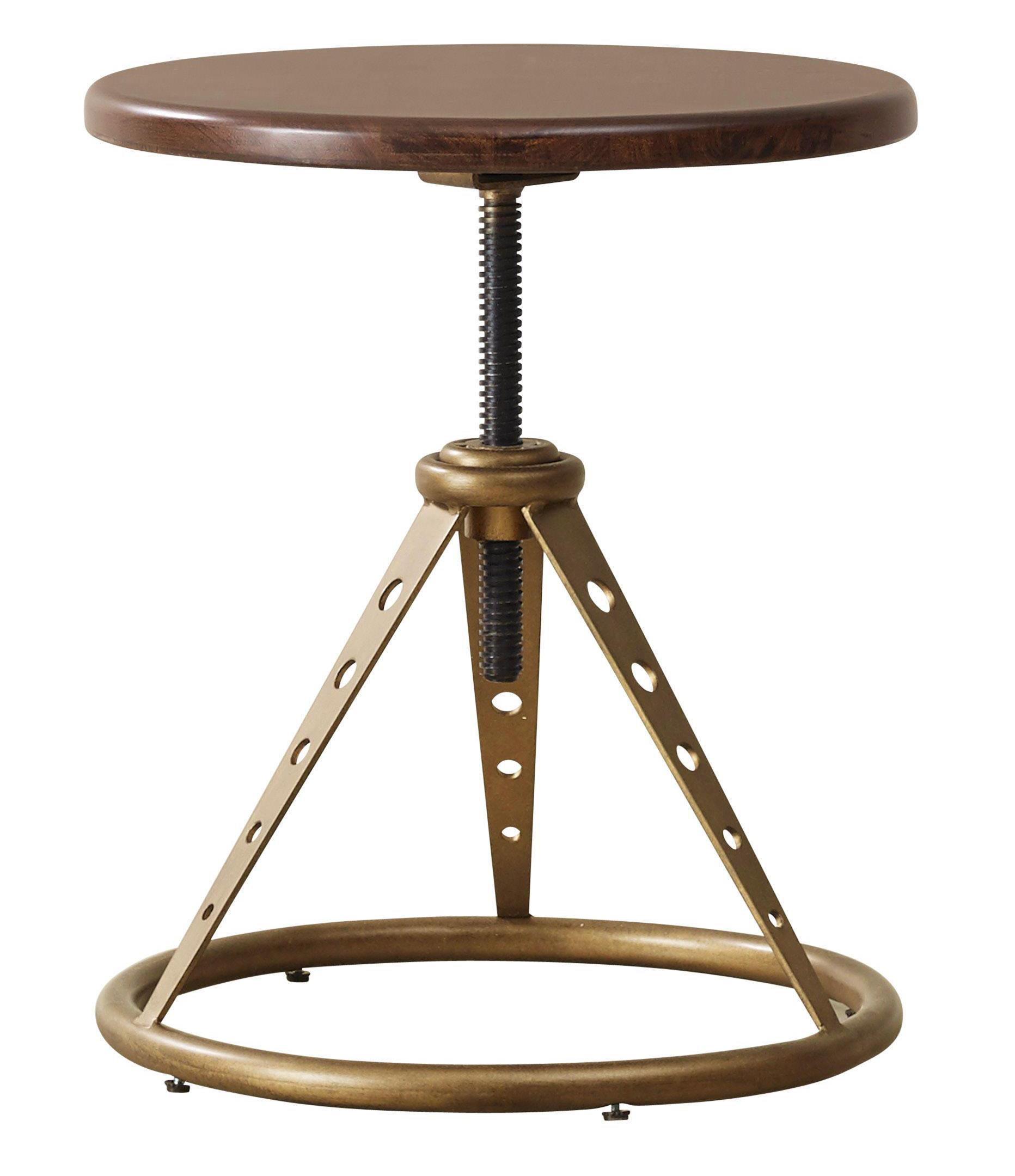 Pulaski Furniture Modern Harmony Accent Table / Stool - Item Number: 403445