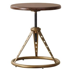 Pulaski Furniture Modern Harmony Accent Table / Stool