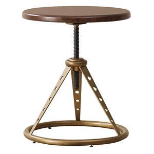 Pulaski Furniture Modern Harmony Accent Table / Stool