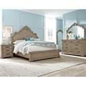 Pulaski Furniture Monterey Queen Bedroom Group - Item Number: P112 Q Bedroom Group 1
