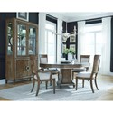 Pulaski Furniture Mystic Casual Dining Room Group - Item Number: P0621 Dining Room Group 1