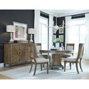 Pulaski Furniture Mystic Casual Dining Room Group - Item Number: P0621 Dining Room Group 2