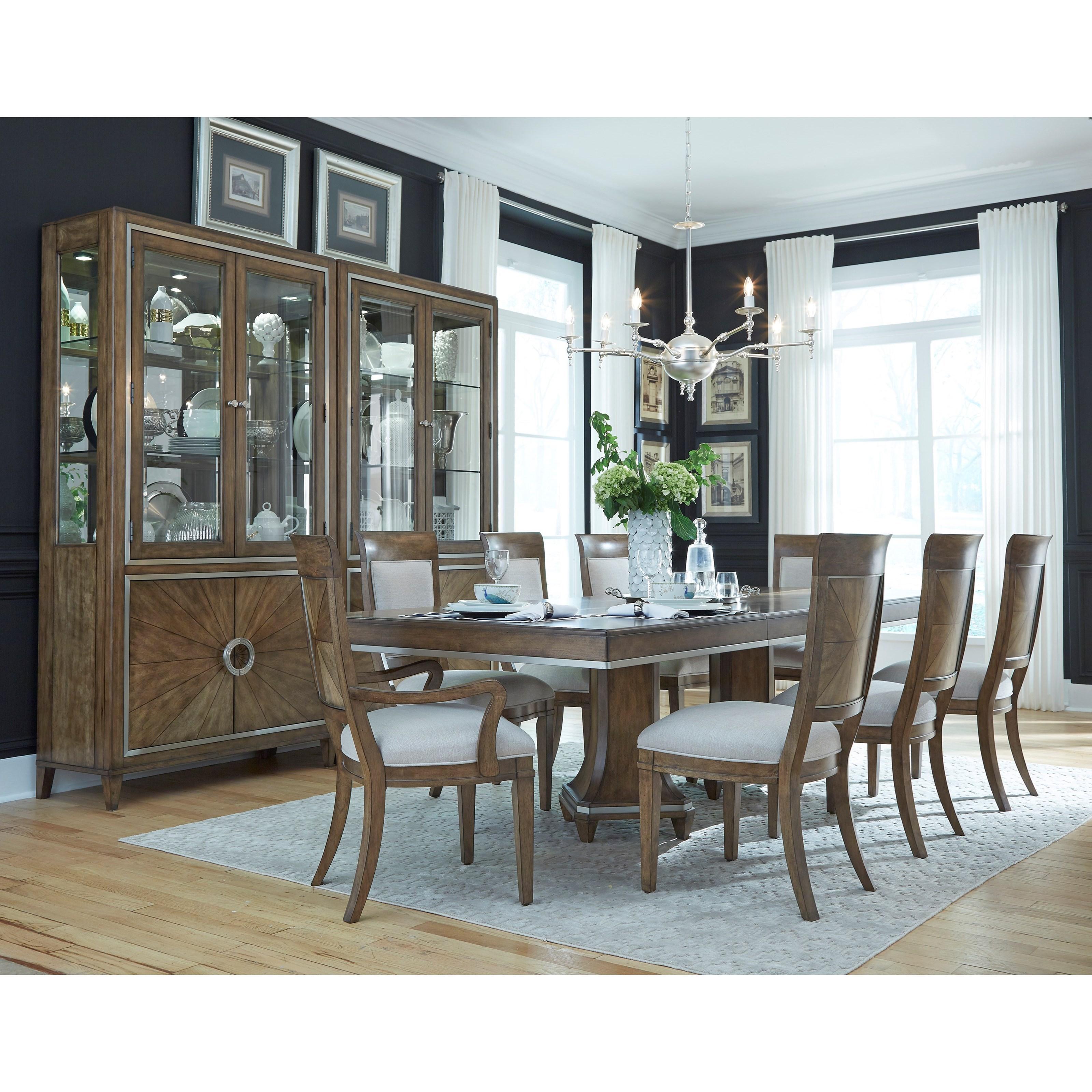 Pulaski Dining Room: Pulaski Furniture Mystic Formal Dining Room Group