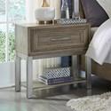 Pulaski Furniture Park Place Leg Nightstand - Item Number: P061142