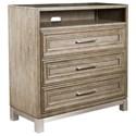Pulaski Furniture Park Place Media Chest - Item Number: P061145
