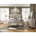 Pulaski Furniture Reece Queen Bedroom Group - Item Number: P1181 Q Bedroom Group 1