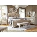 Pulaski Furniture Reece California King Bedroom Group - Item Number: P1181 CK Bedroom Group 2
