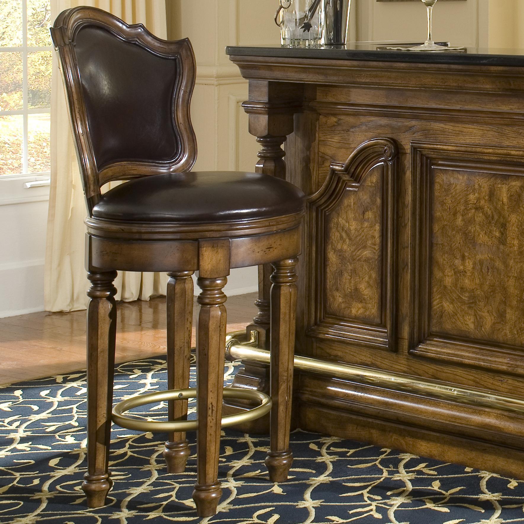 san mateo bedroom set pulaski furniture. pulaski furniture san mateo bar stool - item number: 662501 bedroom set