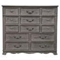 Pulaski Furniture Simply Charming Master Chest - Item Number: P043127