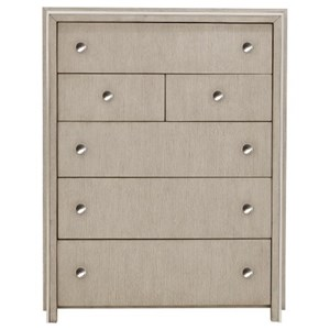 Contemporary 6 Drawer Chest