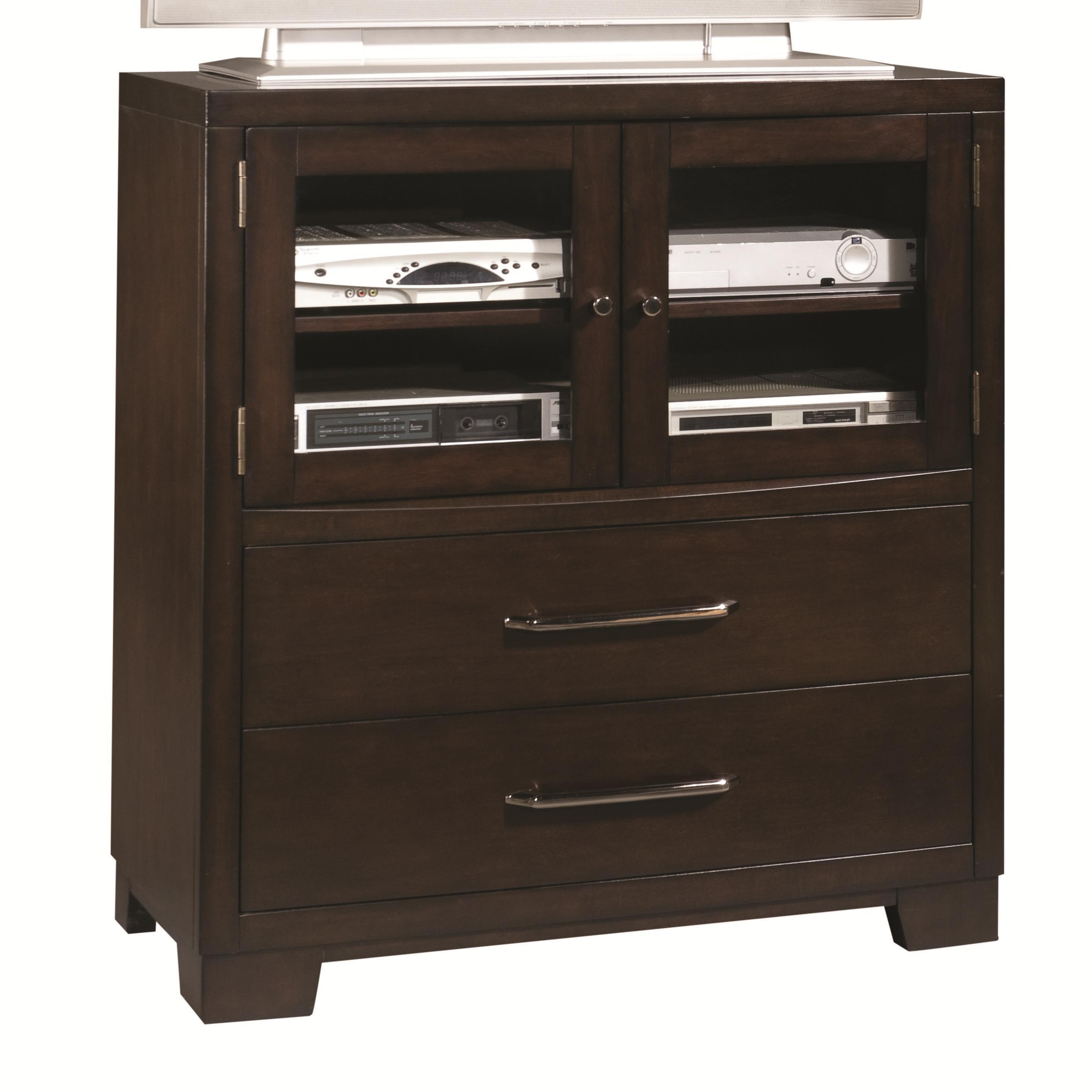 2 Door And 2 Drawer Media Chest Charleston, North Charleston, Walterboro,  Summerville Furniture Store   Dixie Furniture